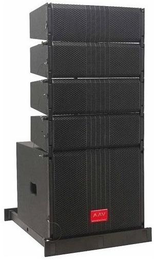 loa line array chất lượng cao cho hệ thống âm thanh nhà văn hóa chuyên nghiệp