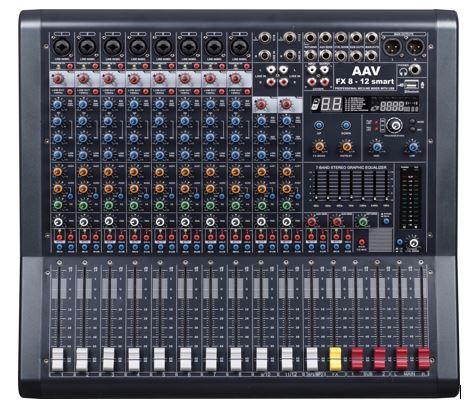 Mixer chuẩn nhất cho dự án truyền thông