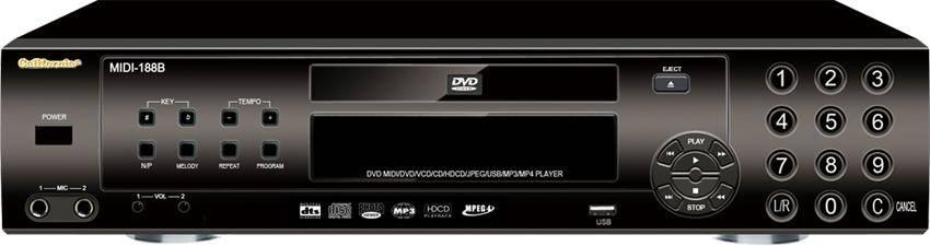 Vì sao nên dùng đầu HD thay cho các loại đầu CD/DVD/Karaoke hiện nay? - 72589